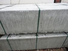 Betonplaten - Houten tuinschermen
