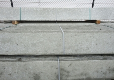 Betonplaten en plaathouders - Panelen