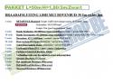 Draadafsluitingen - - Afsluiting zonder betonplaat - Pakket 50/1,80/3/Z
