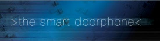 de Fasttel deurtelefoon: bruikbaar als intercom en toegangscontrole.