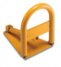 Parkeerbeugel UNIPARK: een vorm van toegangscontrole.