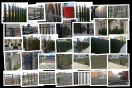 Een sierhekwerk van Best Fence, ruime keuze mogelijk.
