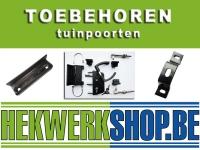Toebehoren voor tuinpoorten kopen of bestellen via Hekwerkshop.be