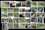 Afbeeldingen en foto's van damwanden.